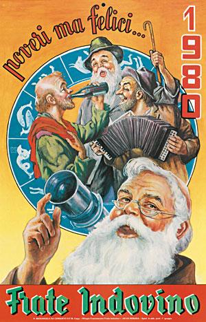Calendario Anno 1980.Correva L Anno 1980 Poveri Ma Felici